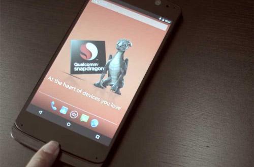 Snapdragon senseid feature