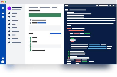 Bitbucket screen 2