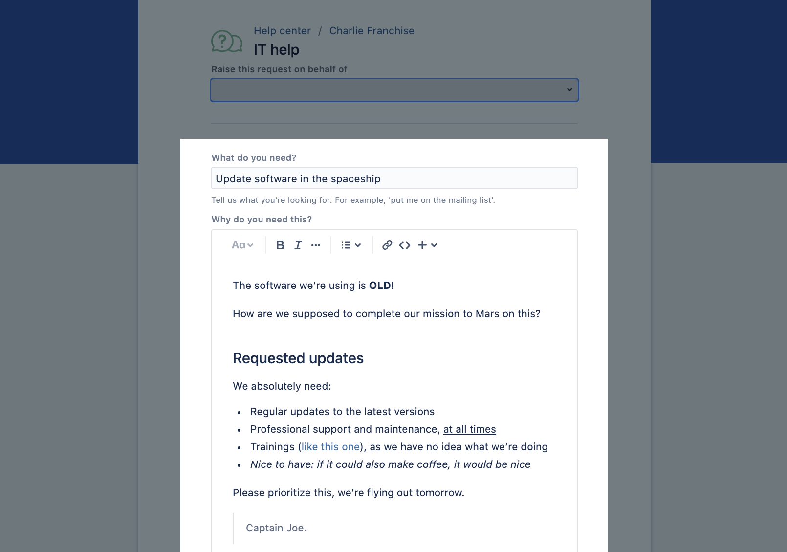 Jira service management 4.15.x release notes 3