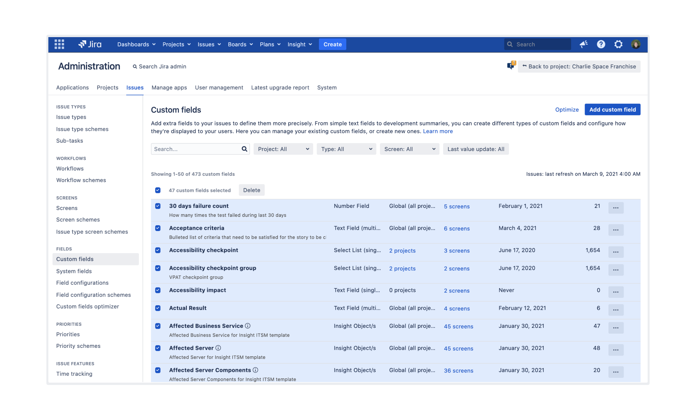 Jira software 8.16.x release notes 2