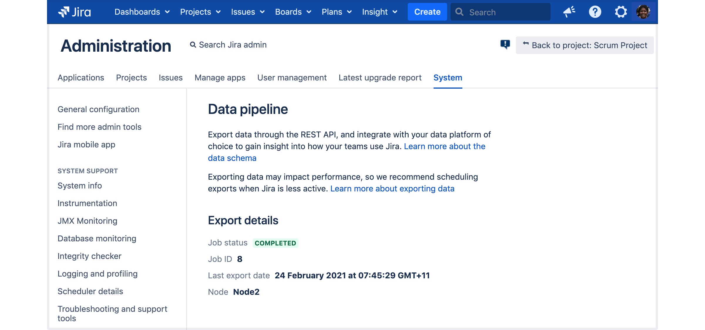 Jira software 8.16.x release notes 7