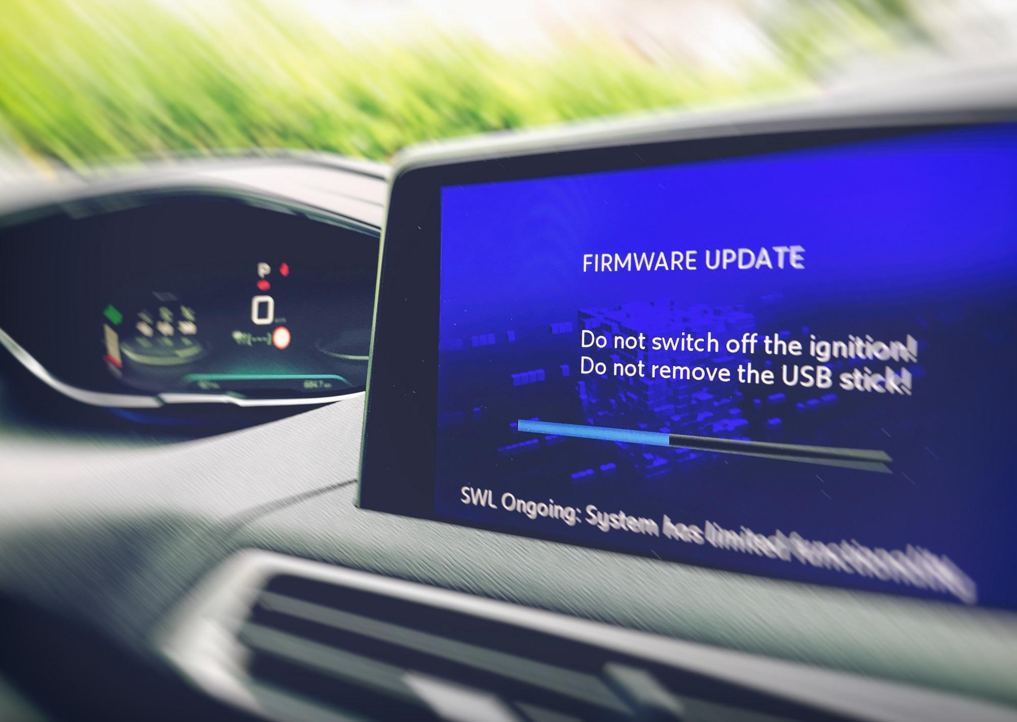 Frimware update