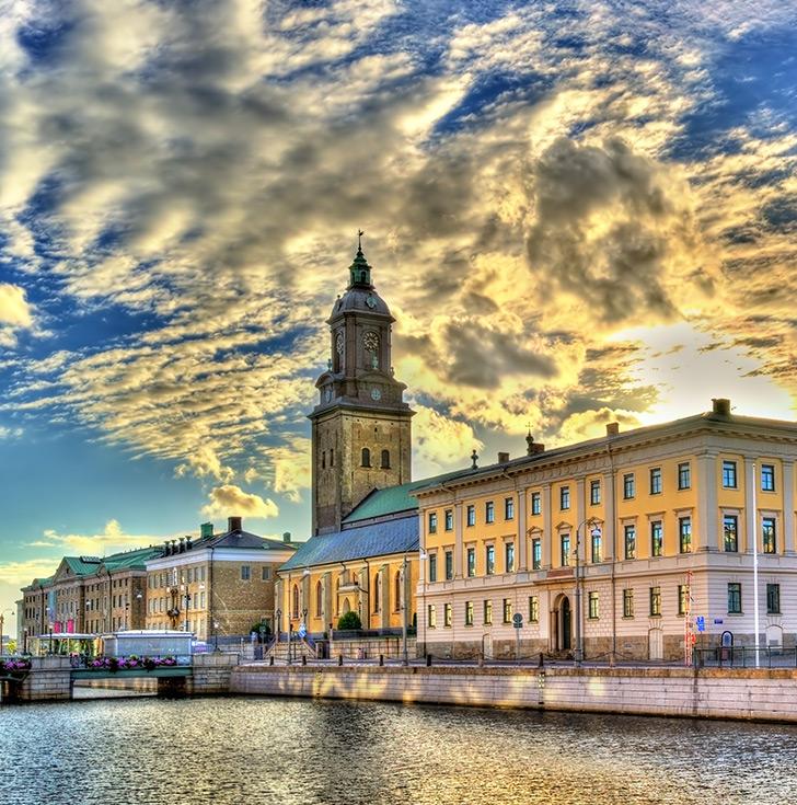 Gothenburg inside