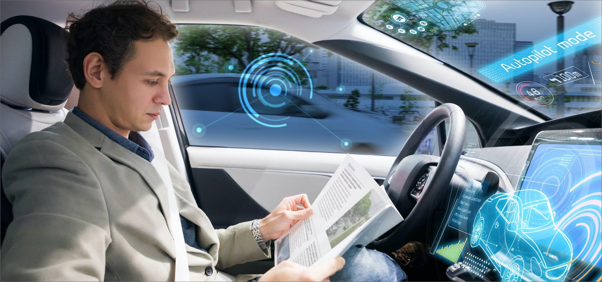 Autonomous vehicles min