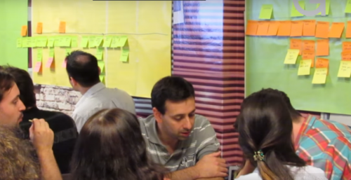 Workshop de Impact y Story Mapping