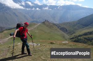 Rzucam wszystko i jadę w góry – Łukasz Karłowski #ExceptionalPeople