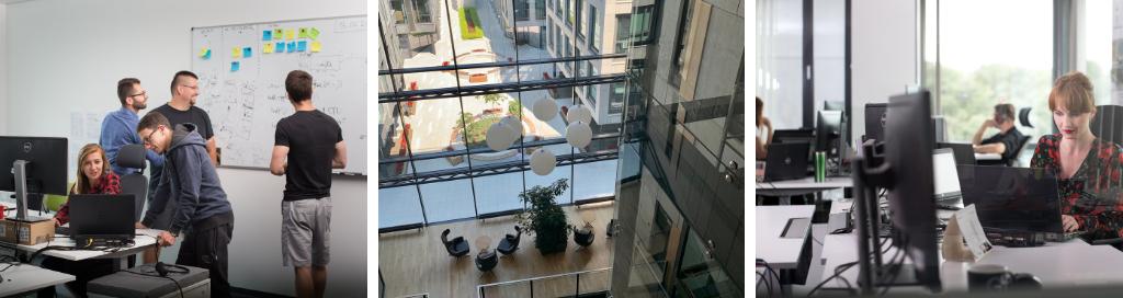 Office in Szczecin