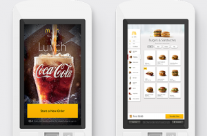 Globallogic mcdonalds kiosk screens