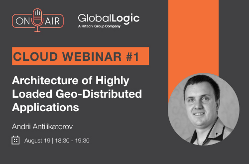 Architecture of Highly Loaded Geo-Distributed Applications