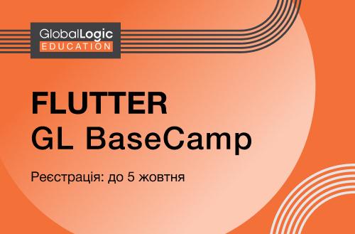 Flutter GL BaseCamp