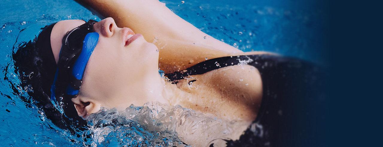 swimming app development