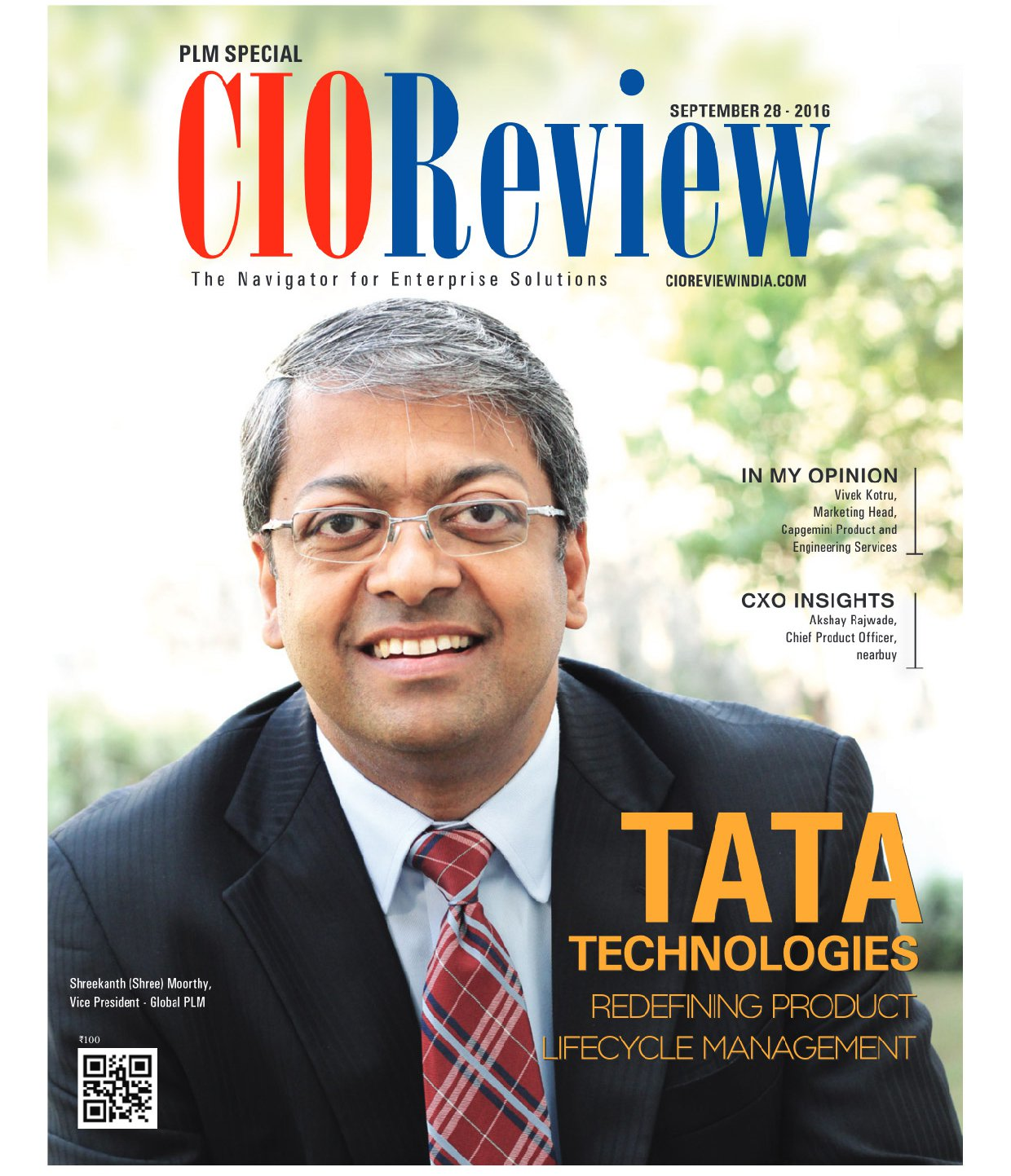 Cio review india magazine plm special september 2016 listing 1 01