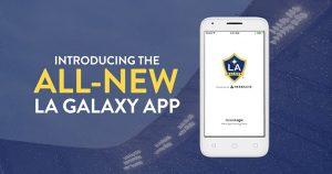 LA Galaxy app 691x363
