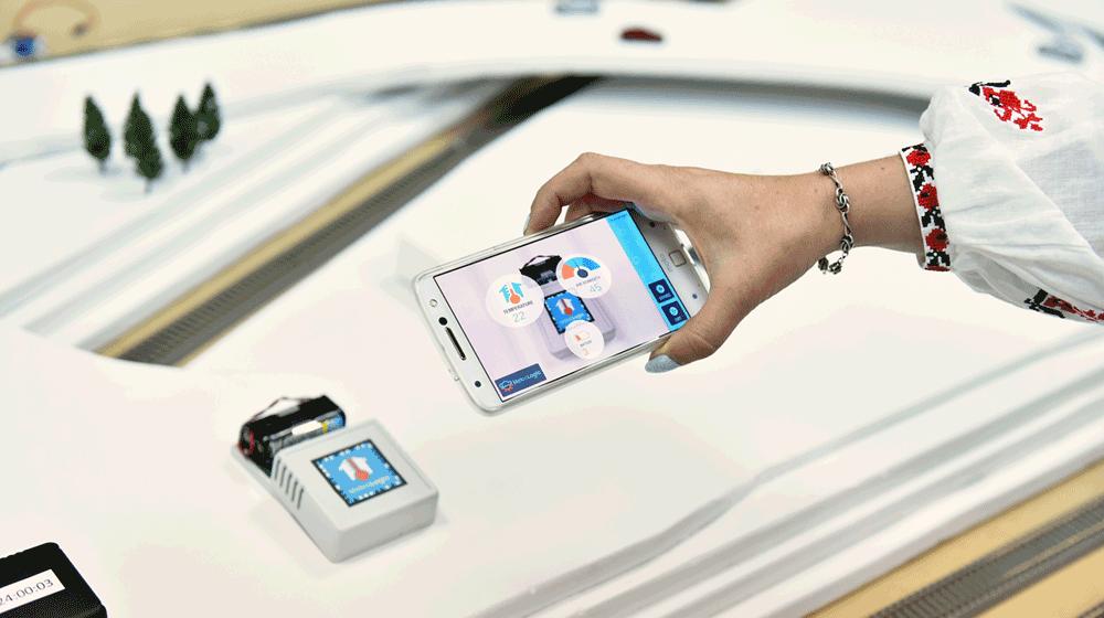 MeteoLogic AR app