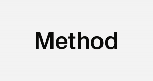 Method gray bkgrd