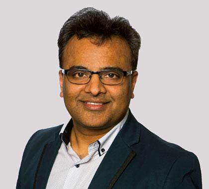 Arvind Murthy