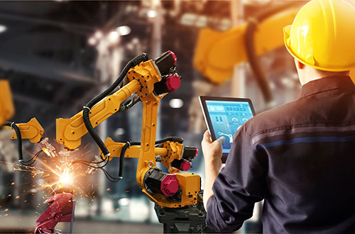 Production & Manufacturing: A Technology-Driven Industry